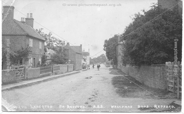 Main Street, North Leverton
