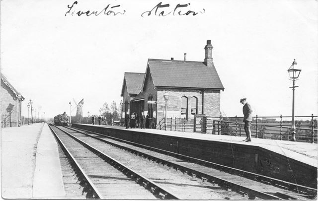 Leverton Station