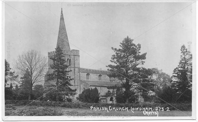 St Mary's Church, Lowdham