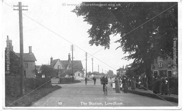 Lowdham and Station