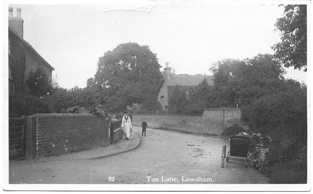 Tun Lane, Lowdham
