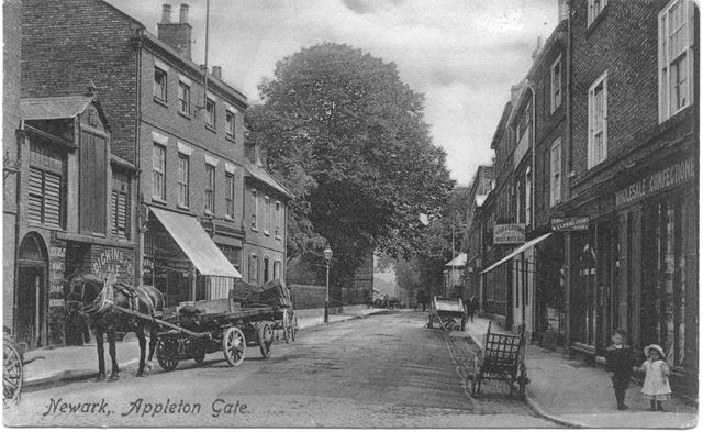 Appleton Gate, Newark