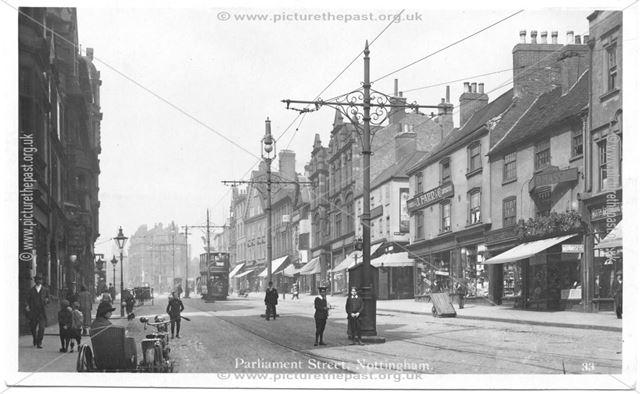 Parliament Street