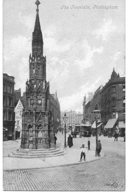 Walter Fountain, Lister Gate