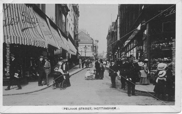 Pelham Street, Nottingham