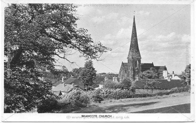 Bramcote Church