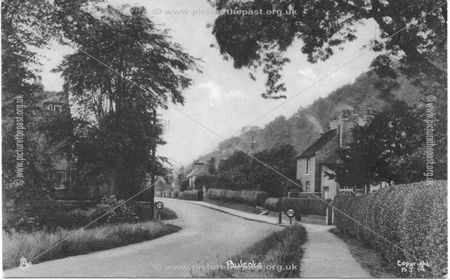 Houses at Bulcote