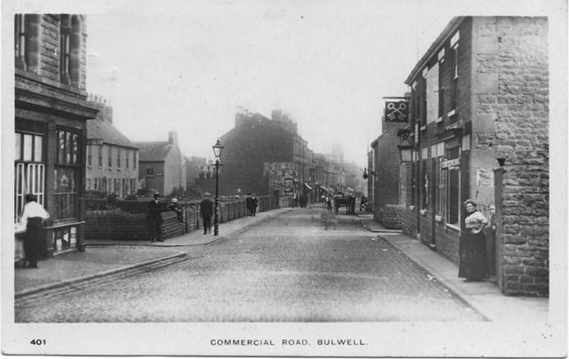 Commercial Road, Bulwell