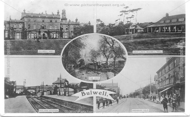 Various Views of Bulwell
