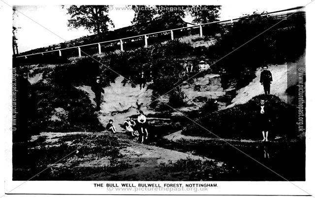 The Bull Well, Bulwell, Nottingham