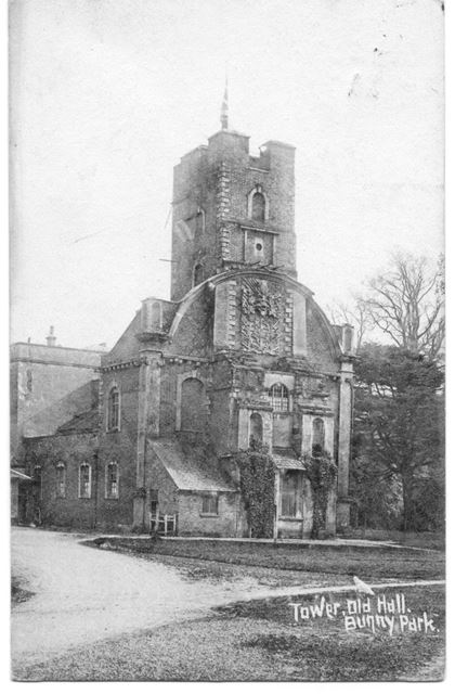 Tower, Old Hall, Bunny