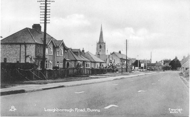 Loughborough Road, Bunny