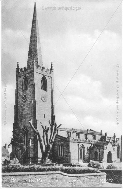 St. Mary's Church, Bunny