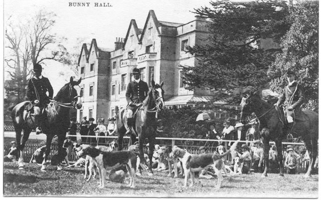 Hunt at Bunny Hall
