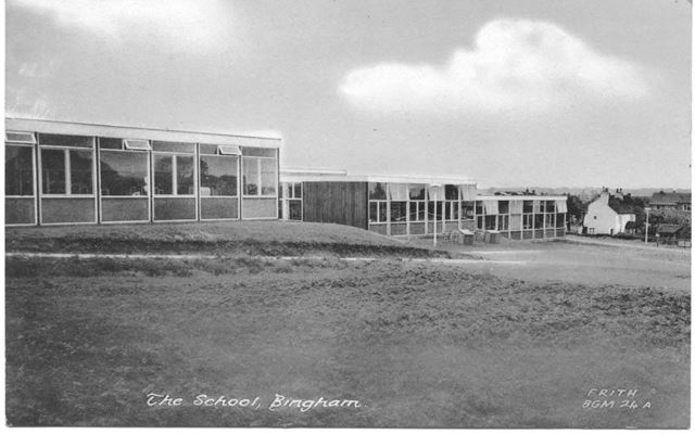 Toot Hill Comprehensive School, The Banks, Bingham, c1960