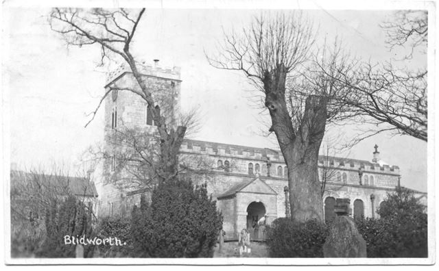 St. Mary's Church, Blidworth