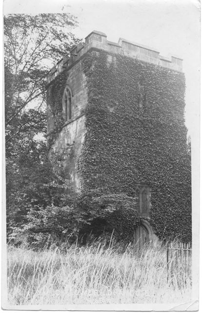 Old St. Michael's Church Tower, Bramcote