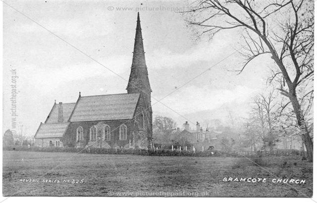 St. Michael's  Church, Bramcote