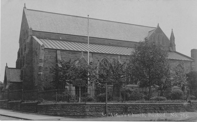 St Aidan's Church, Basford