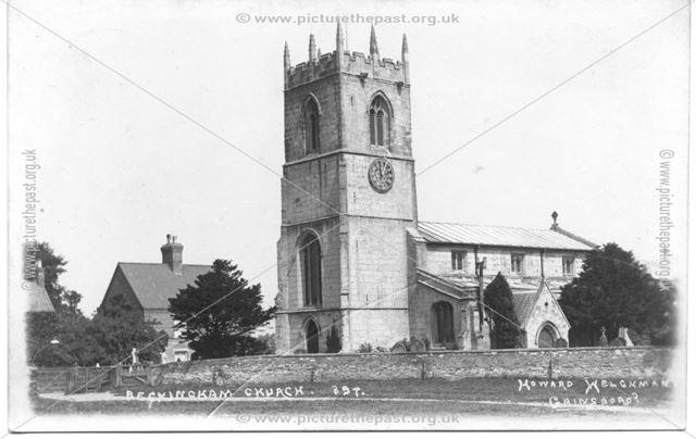 Beckingham Church