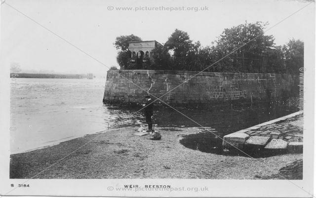 Weir, Beeston