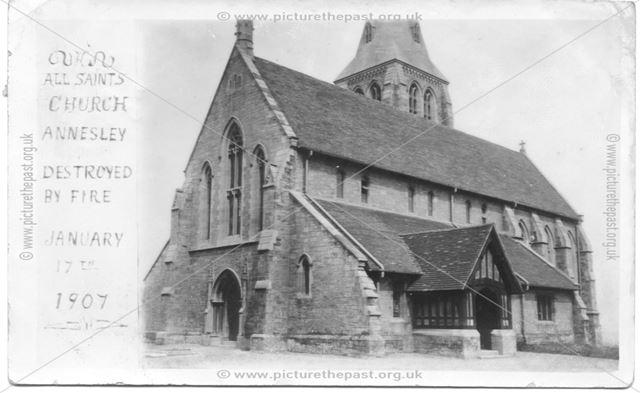 Annesley All Saints Church