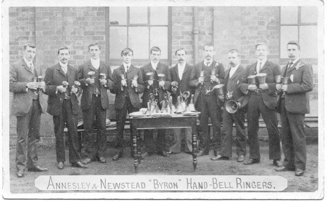 Annesley and Newstead 'Byron' Hand-Bell Ringers
