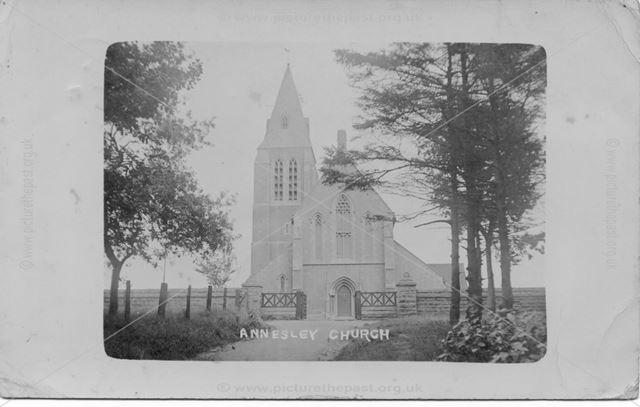 Annesley Church