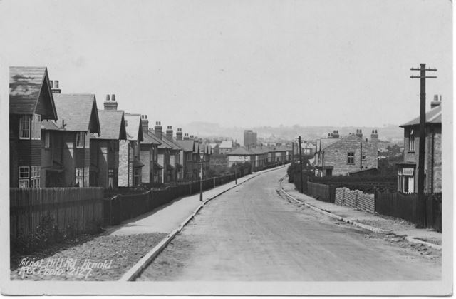 Arnot Hill Road, Arnold
