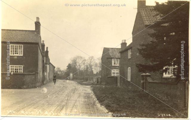 Main Street, Aslockton, undated