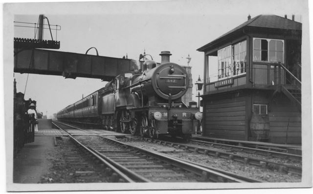 Attenborough Railway Crossing