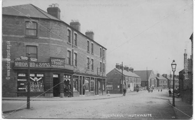 Market Street, Huthwaite