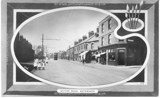 Sutton Road, Huthwaite