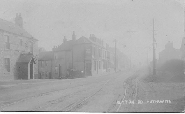 Sutton Road, Huthwaite