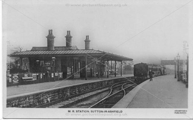 Railway Station, Sutton-in-Ashfield