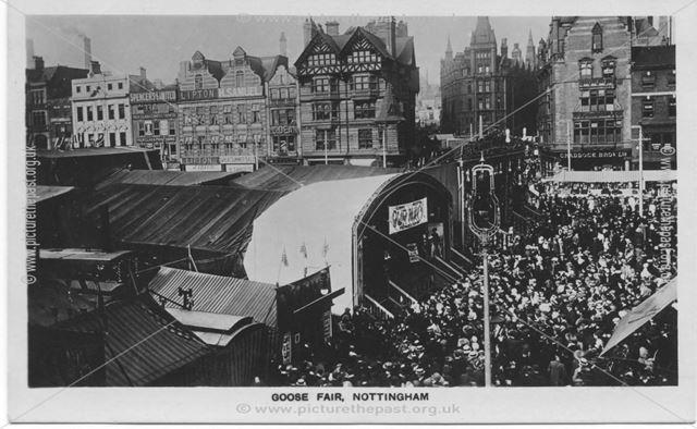 Goose Fair Nottingham