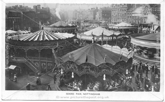 Goose Fair, Nottingham