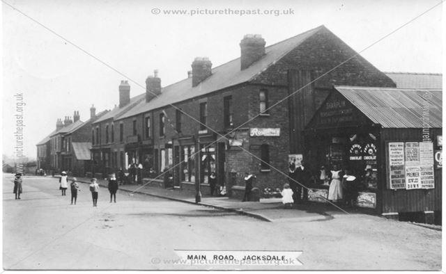 Main Road Jacksdale