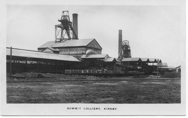 Summit Colliery Kirkby