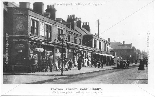 Station Street, East Kirkby