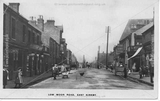 Low Moor Road East Kirkby
