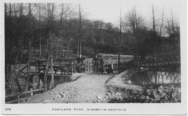 Portland Park, Kirkby in Ashfield