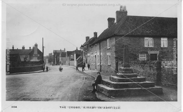 The Cross Kirkby in Ashfield