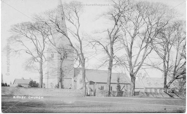 Kirkby Church
