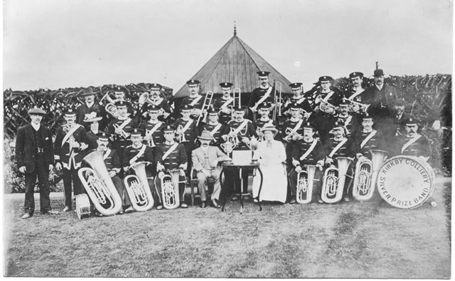 Kirkby Colliery Silver Prize Band