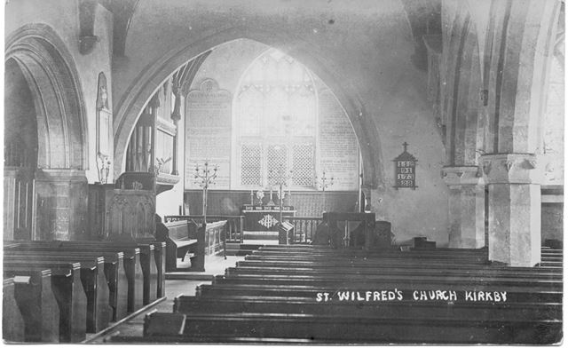 St Wilfred's Church Kirkby