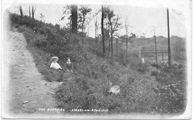 The Quarries, Kirkby in Ashfield