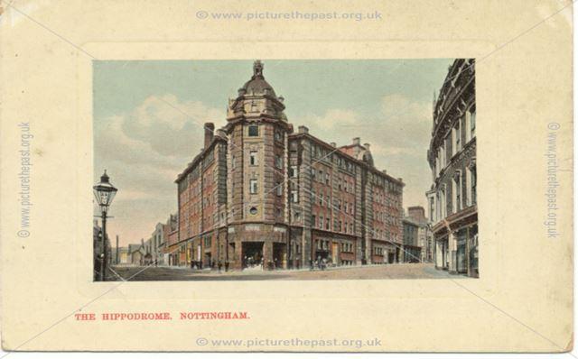 Hippodrome Nottingham