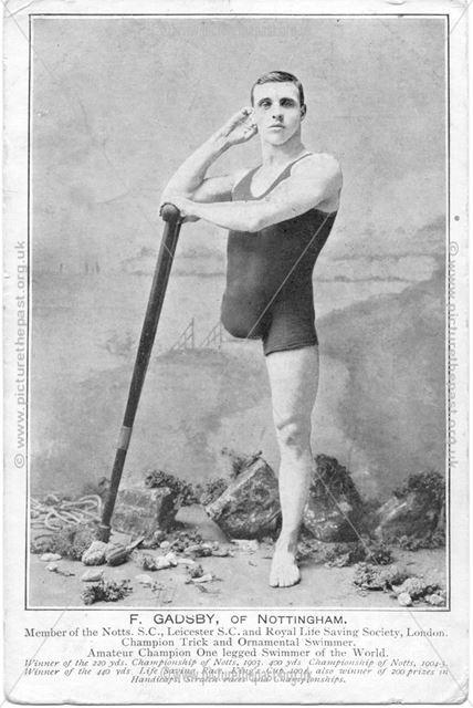 F. Gadsby of Nottingham