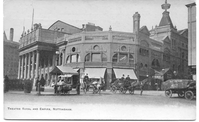 Theatre Royal and Empire